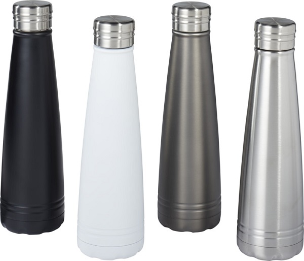 Duke 500 ml copper vacuum insulated sport bottle