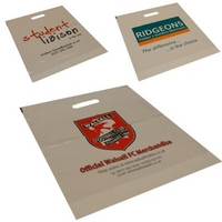 BEST SELLER! Standard Size White or Clear Carrier Bags 15x18x3 - PRICE PER 1000 BAGS